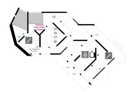 Planimetrie e percorsi tematici