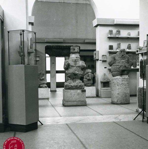 Bes nel Regio Museo Archeologico