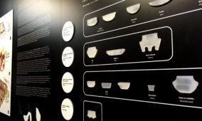 Pannello tattile Museo