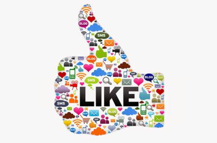 Il logo della giornata informativa sui social network