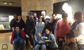 Progetto didattico con i ragazzi dell'Associazione ABC Sardegna