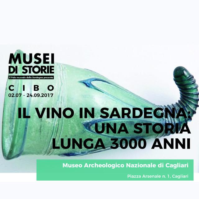 Il vino in Sardegna: una storia lunga 3000 anni