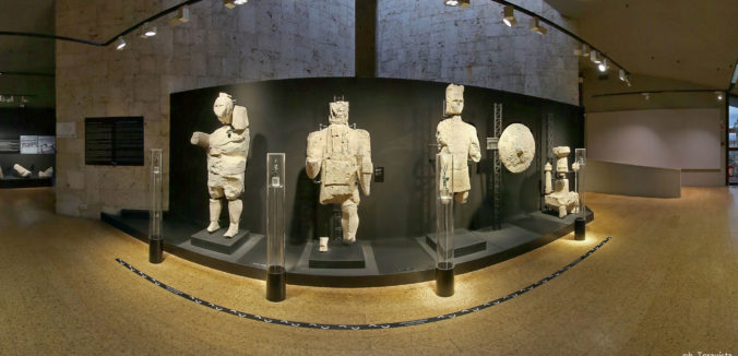 Virtual Tour of the Archaeological Museum