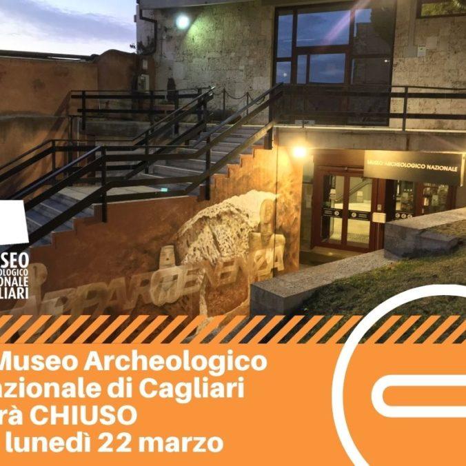 CHIUSURA del Museo