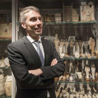 (Italiano) I salotti dell'archeologia con Christian Greco